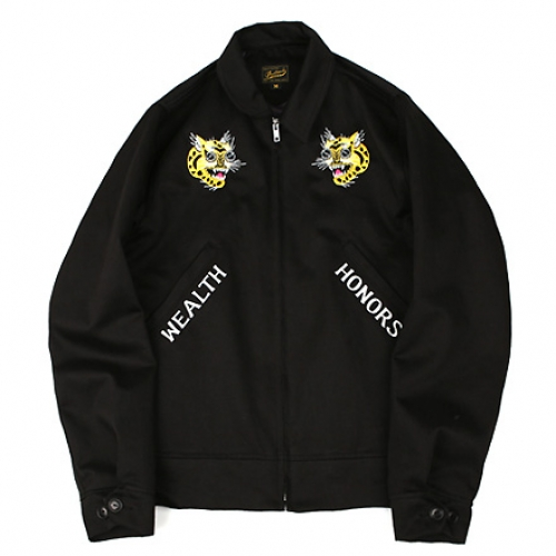 [스웰맙]Swellmob traditional souvenir jacket-collaboration with sou