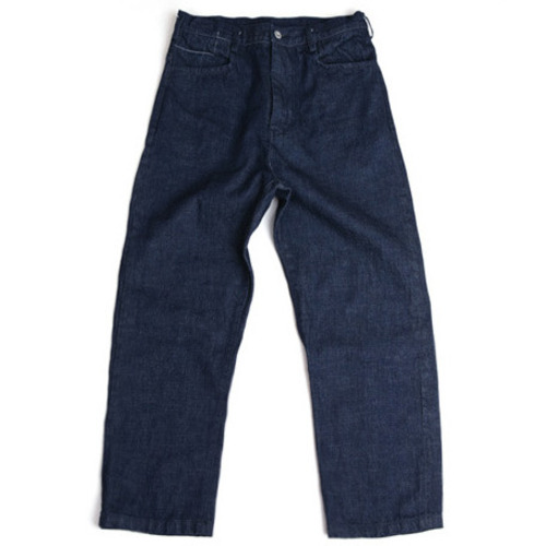 [스웰맙]Swellmob 13.2oz selvedge denim trousers -cropped-