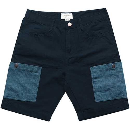 [콰이어티스트]16 Jungle Cloth Spare Pants(NAVY)
