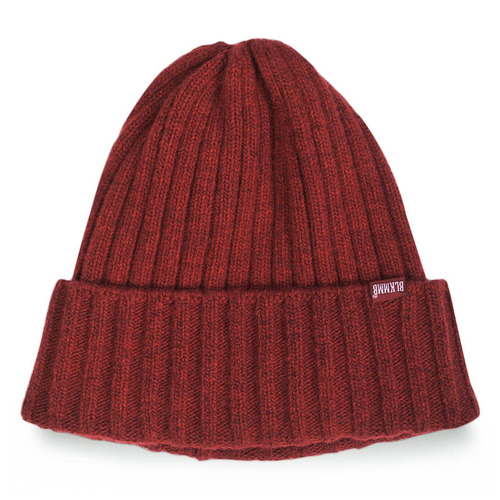 Larva Wool knit Beanie RED