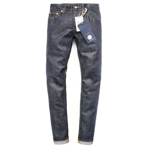 [모디파이드]M#0457 glasgow coated rigid denim