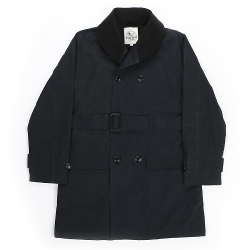 [오버댓]40's WOOL LINER MACKINAW WAX COAT