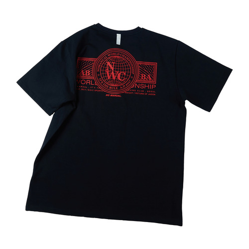 [노메뉴얼]NWC T-shirt navy