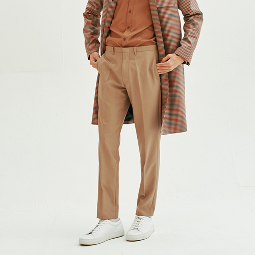 [모노소잉]Natural Trouser (Camel)