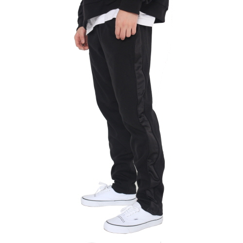 [페이드6]LINE SWEAT PANTS BLACK