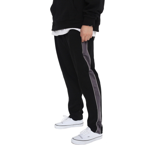 [페이드6]LINE SWEAT PANTS GREY