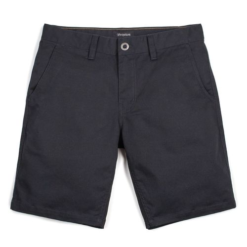 [브릭스톤]MURPHY CHINO SHORT [BLACK]