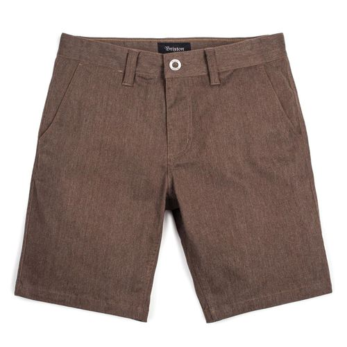 [브릭스톤]MURPHY CHINO SHORT [HEATHER BROWN]