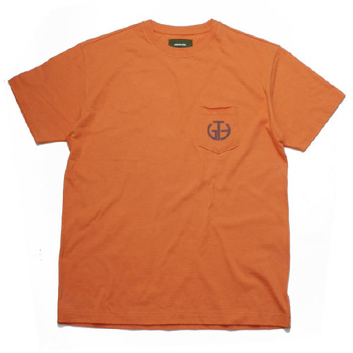 [비하인드더씬]GTB Pocket tee Orange