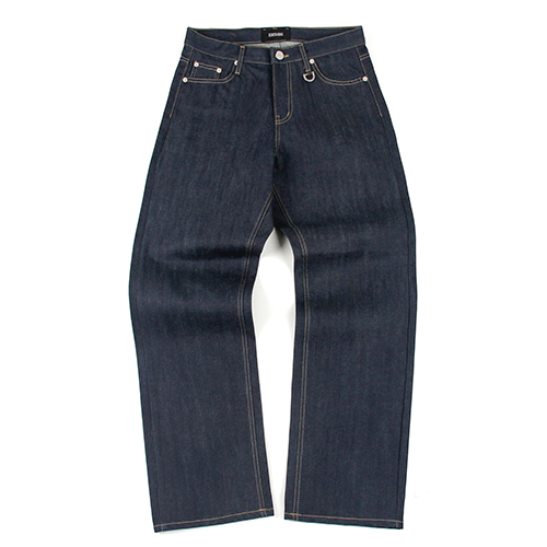 [콘보이] D RING INGREY DENIM PANTS
