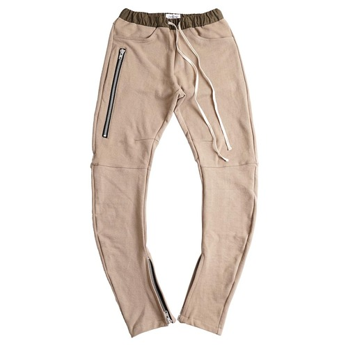 [데드엔드]BEIGE J DRAWSTRING PANTS