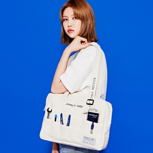 [스페이스에이지]SPACE AGE 2-WAY MISSION TOOL BAG (CANVAS)