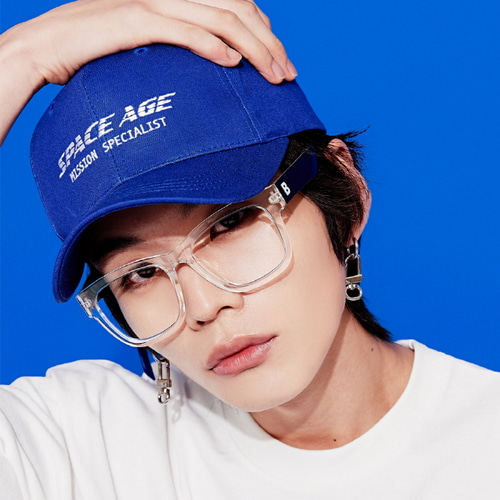 [스페이스에이지]SPACE AGE MISSION SPECIALIST CAP (BLUE)