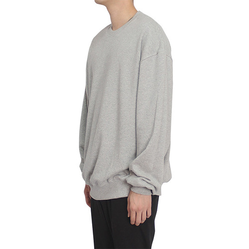 [클라코] STITCH SWEAT SHIRTS (GRAY)