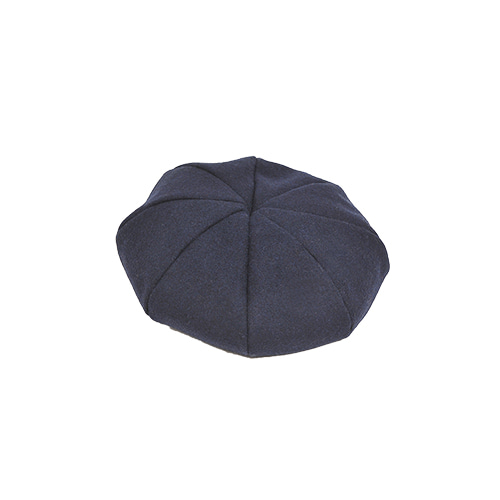 [밀리어네어햇]octangle beret [navy]