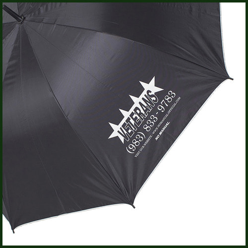 [노메뉴얼]veteran umbrella BLACK