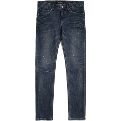 [모디파이드]M#1422 embossing slim washed jeans