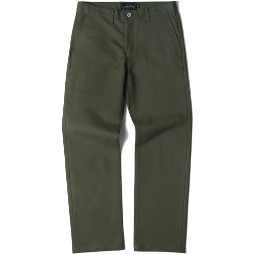 [모디파이드]M#1439 520G slim wide fit cotton pants (khaki)