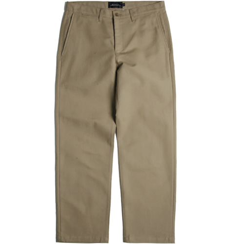[모디파이드]M#1441 560G wide fit cotton pants (beige)