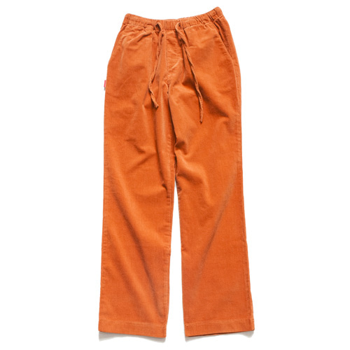 [아워히스토리]Corduroy esay pants_Orange