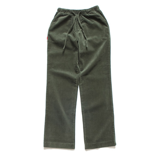 [아워히스토리]Corduroy esay pants_Green