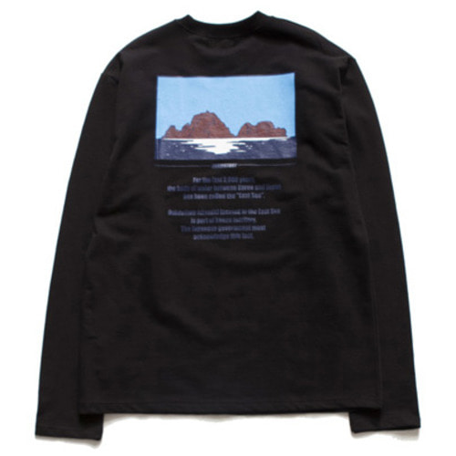 [아워히스토리]Dokdo Long-Sleeve_Black