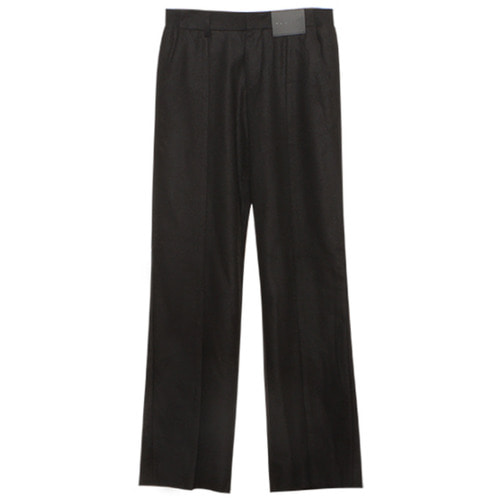 [뉴트럴] Front vented wool pants