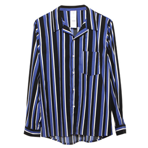[뉴트럴] Blue striped shirts