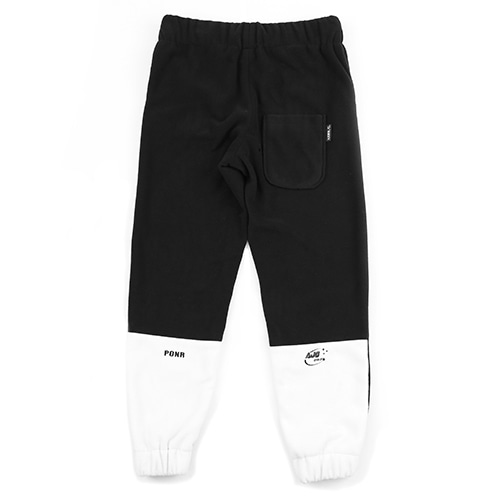 [아조바이아조]Fleece Jogger Pants [Black]