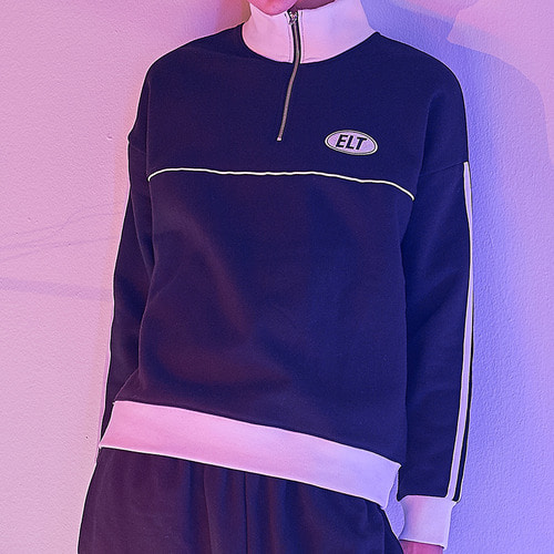 [엘리오티] Ellioti Sports Anorak_Black
