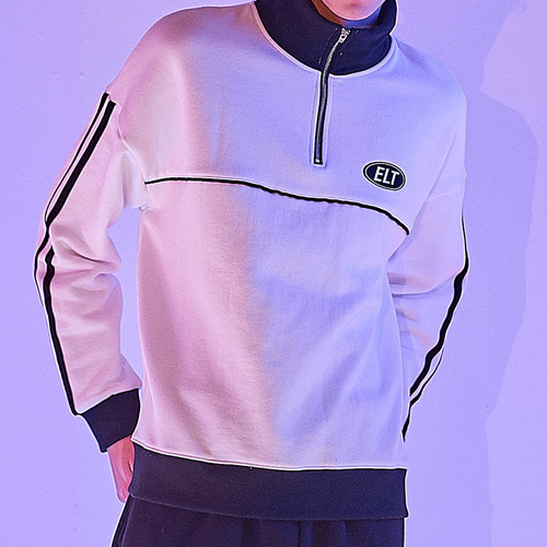 [엘리오티] Ellioti Sports Anorak_White