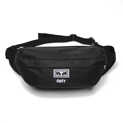 [오베이]DROP OUT SLING PACK - BLACK