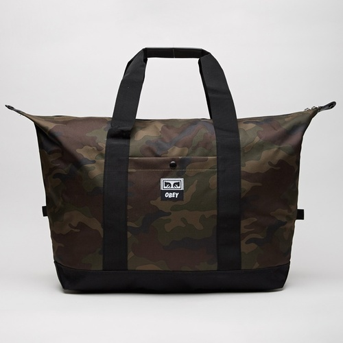 [오베이]DROP OUT WEEKENDER DUFFLE - FIELD CAMO