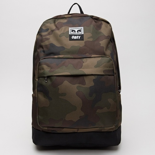 [오베이]DROP OUT JUVEE BACKPACK - FIELD CAMO