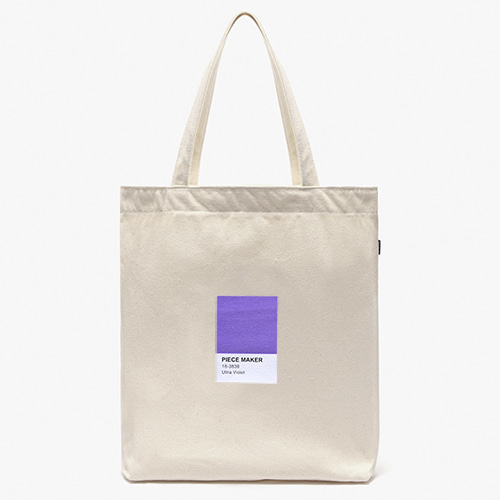 [피스메이커]COLORS ECO BAG (VIOLET)