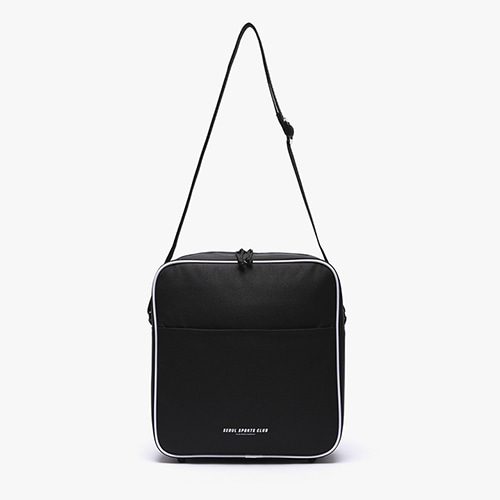 [피스메이커]SSC SHOULDER & CROSS BAG (BLACK)