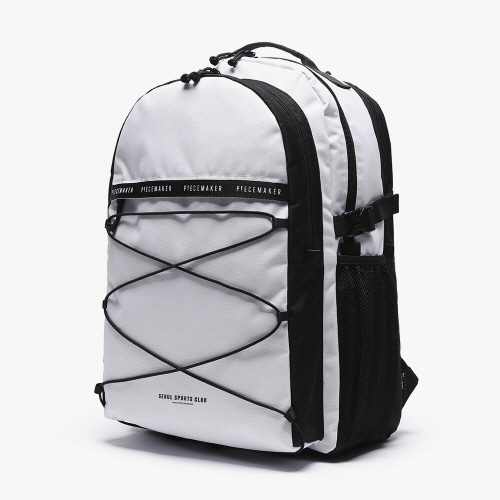 [피스메이커]REPLAY PRO BACKPACK (BLACK WHITE)