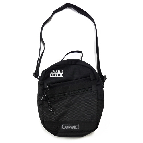 [아임낫어휴먼비잉][18SS] IMXHB TACTICAL SIDEBAG - BLACK