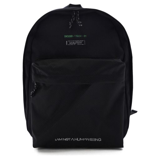 [아임낫어휴먼비잉][18SS] IMXHB TECH PACK-1 - BLACK