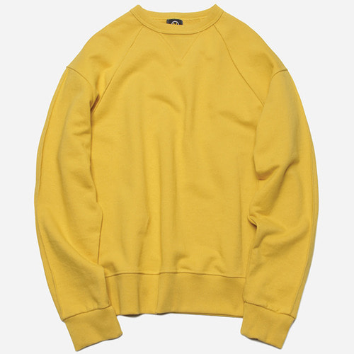 [프리즘웍스]Piping sweatshirt _ mustard