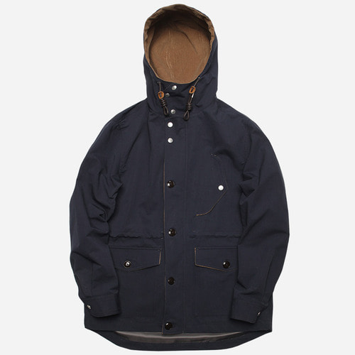 [프리즘웍스]Paulo mountain field parka _ navy