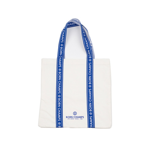 [본챔스]BC TAPE ECO BAG WHITE CEQFMBG03WH