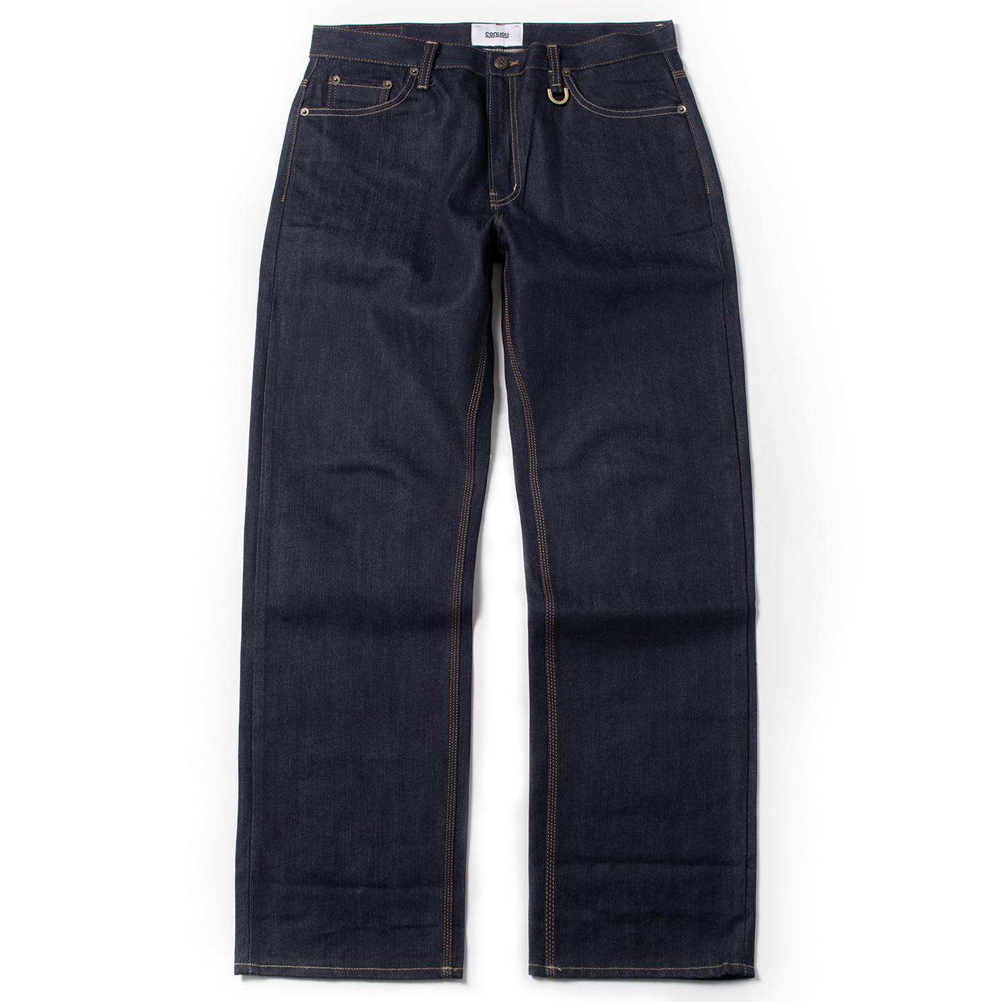 [콘보이] 701 Ingrey Denim pants