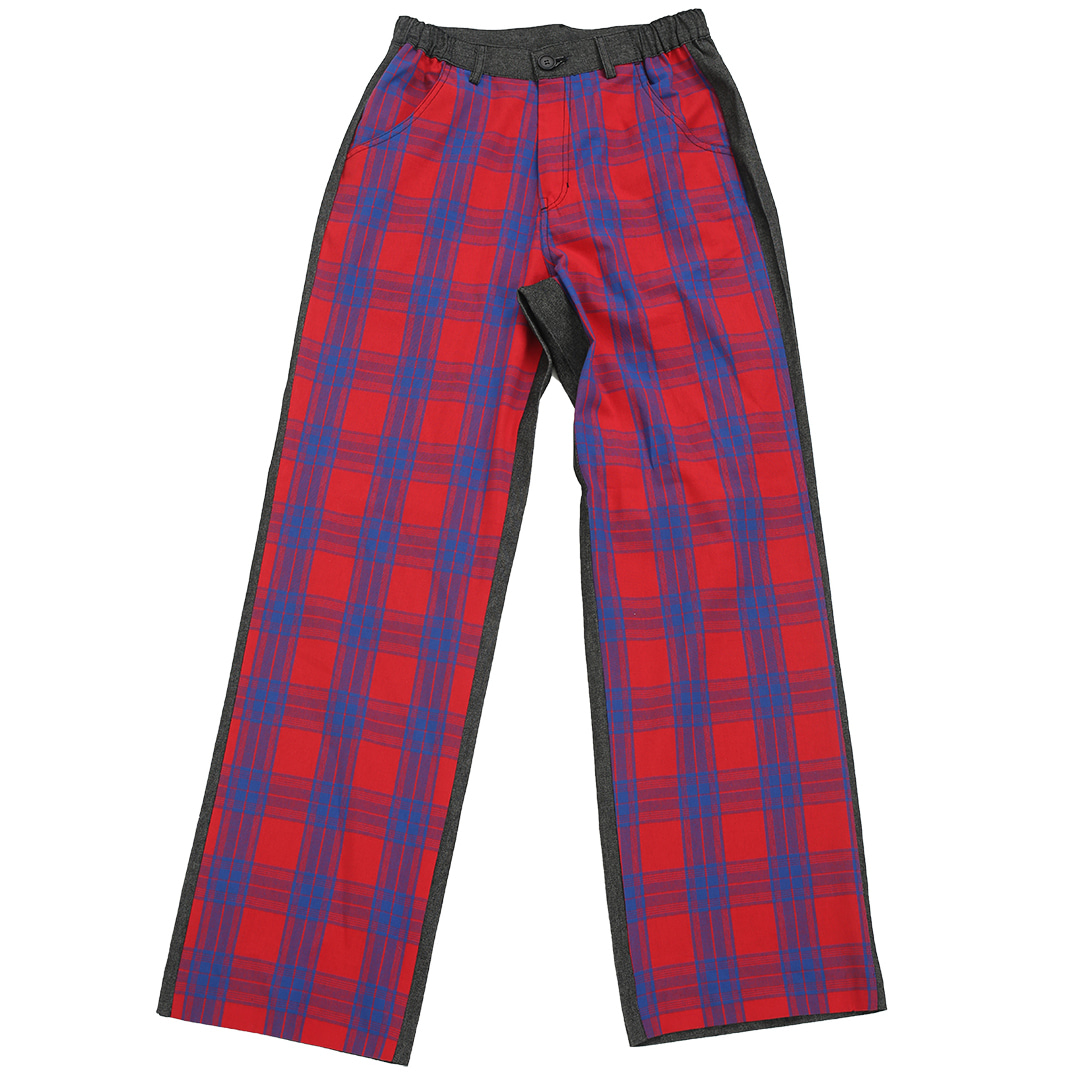 [뉴트럴] Red patterned pants