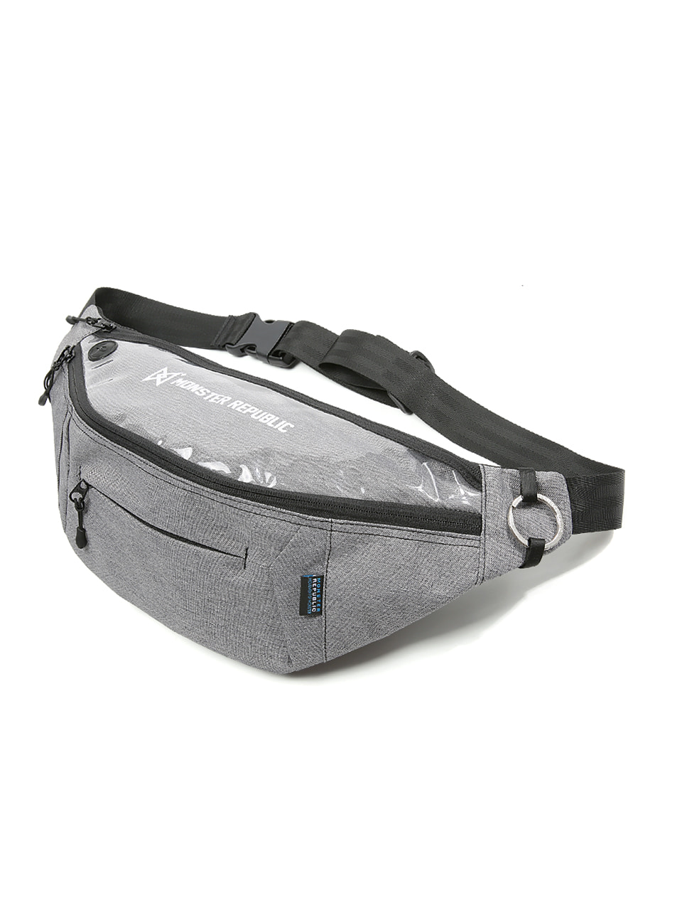 [몬스터 리퍼블릭] PROGRESS WAIST BAG ver.2 / L.GRAY