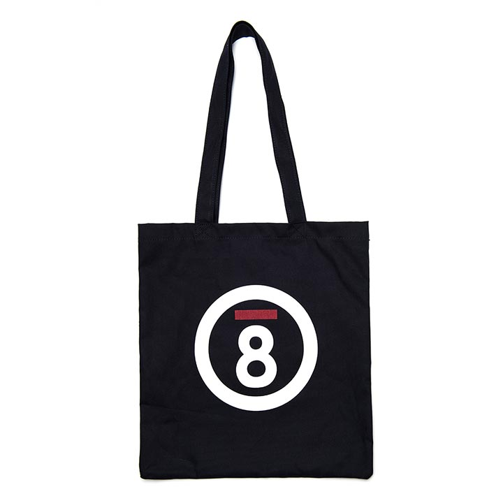 [본챔스]BC LOGO ECO BAG NAVY CERFMBG15NA