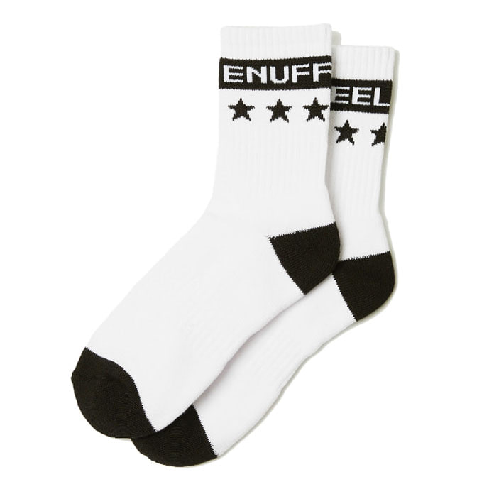 [필이너프]STAR SOCKS (2PACK)