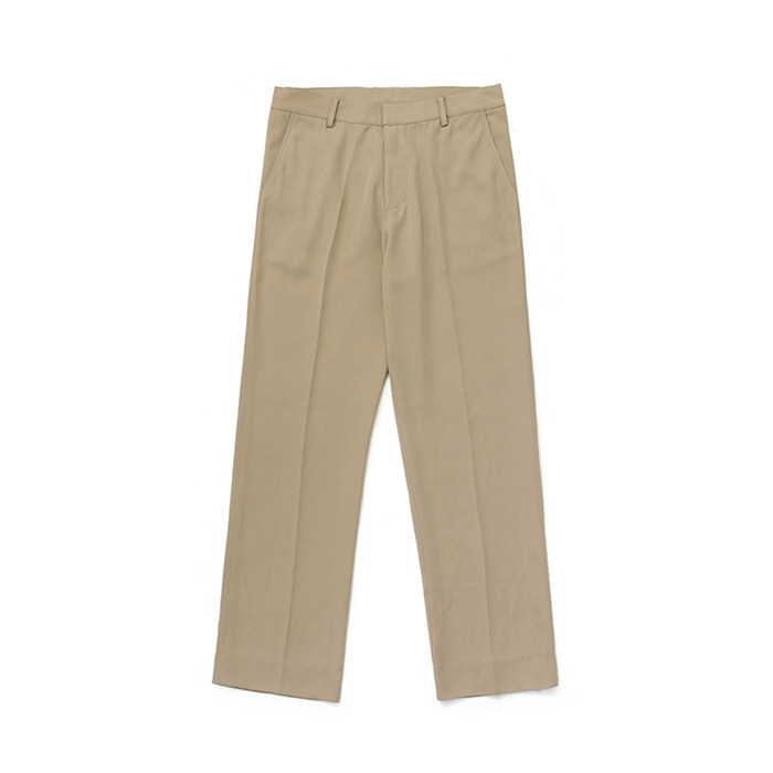 [라퍼지스토어]Frais Long Wide Slacks_Beige