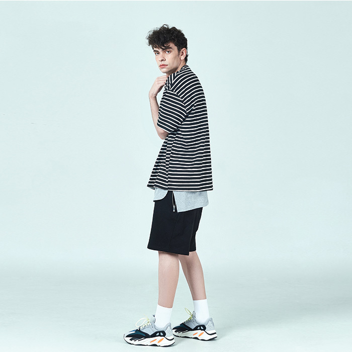 [데드엔드]GREY LAYERED SLEEVELESS