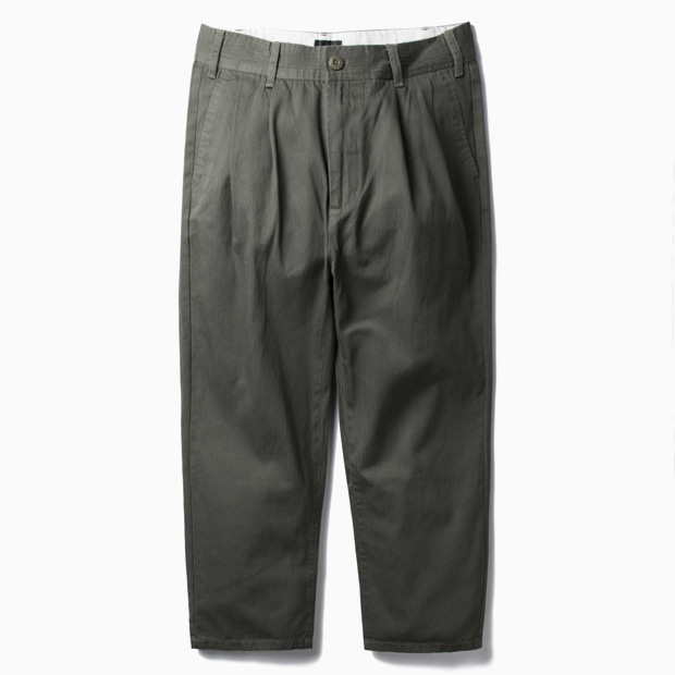 [오베이]FUBAR BIG FITS PANT - ARMY 바지